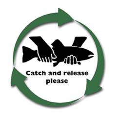 Catch and release please.
